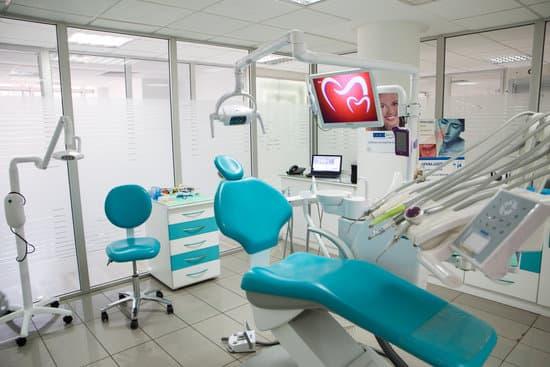 salle bleu à clinique dentaire la colline à casablanca
