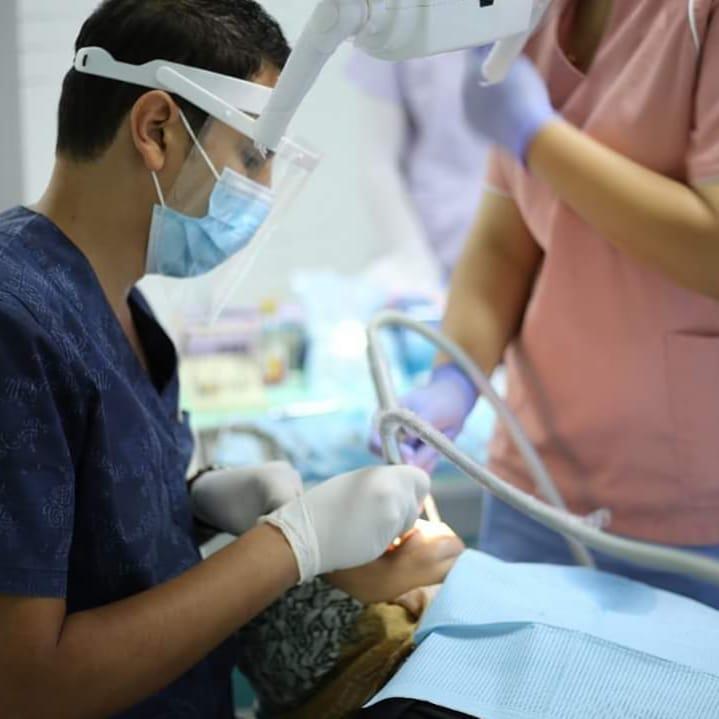 Dr Fouad Aherraki dentiste à sidi maarouf